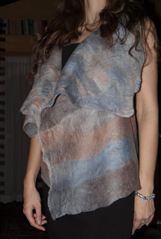 Gilet Lana Merino- Shaula