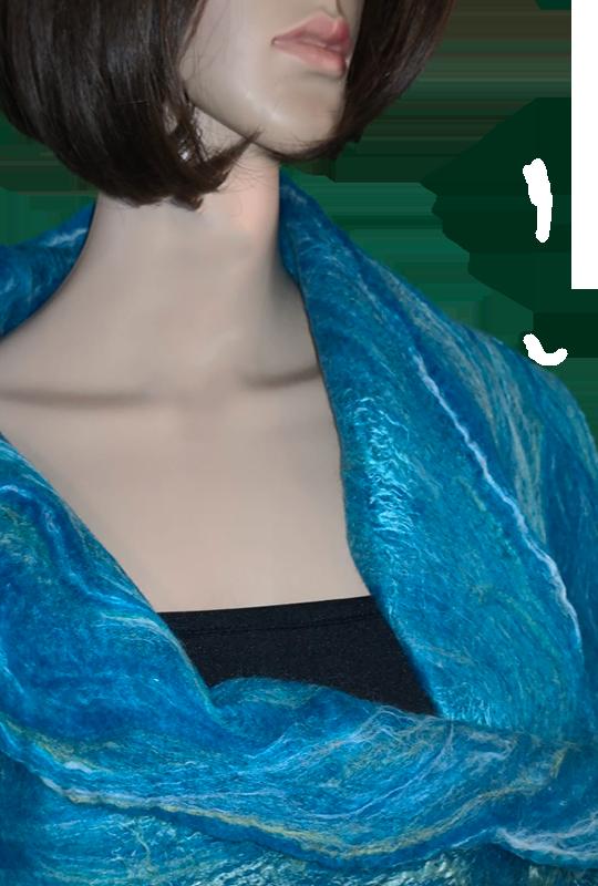 Scaldacollo Lana Merino - Marea