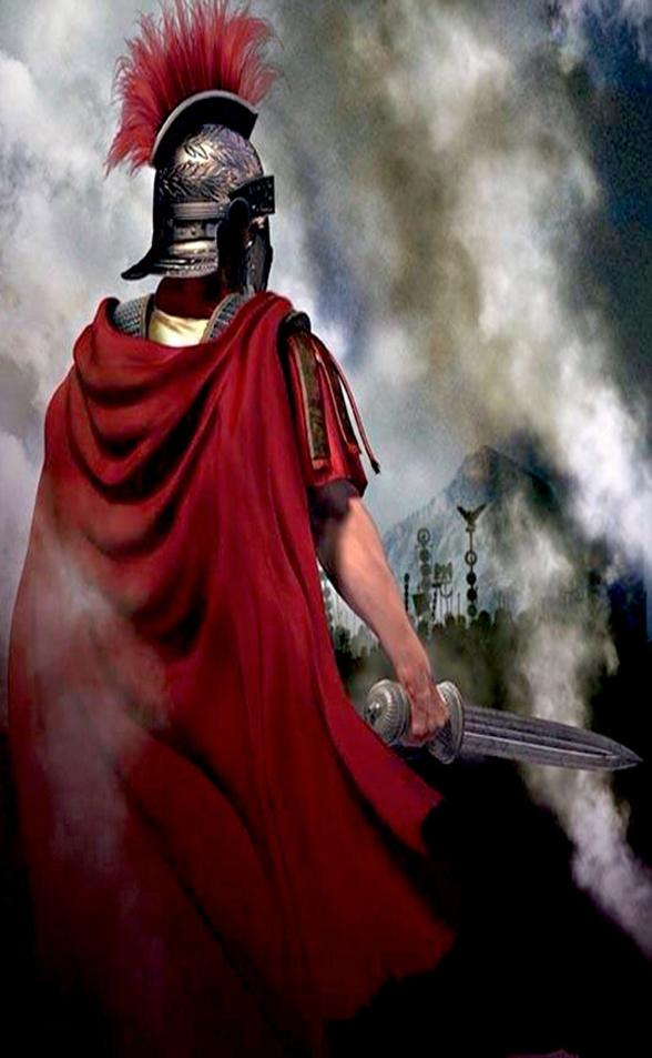 Ottobre rosso. L'eleganza dell'autunno - Centurione romano - NES Wearing Energy